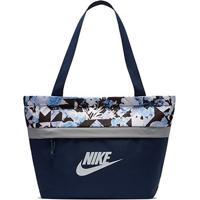 Bolsa Infantil Nike Tanjur Tote - Unissex-Azul+Branco