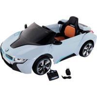Carro Infantil Esporte Bmw I8 12V Com Controle Remoto - Unissex