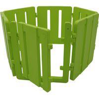 Cercado Infantil Tramontina 92387020 Toc Toc Polietileno 91Cm Verde