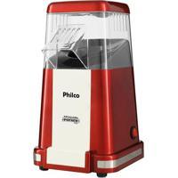 Pipoqueira Elétrica Philco Pop New Design Vintage Ppi02 110 Volts