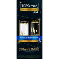Kit Shampoo Tresemmé Hidratação Profunda + Condicionador 1 Unidade