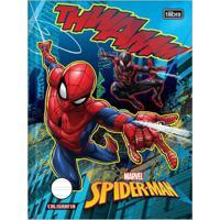 Caderno De Brochura - Caligrafia - Disney - Marvel - Spider-Man - 40 Folhas - Tilibra