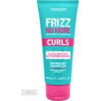 Finalizador Frizz No More Hold Moisture Activador Cream Creightons 100Ml
