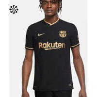 Camisa Nike Barcelona Ii 2020/21 Vapor Jogador Masculina