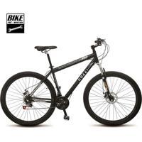 Bicicleta Colli Ultimate Mtb Aro 29 21 Marchas Freios A Disco - Unissex-Preto