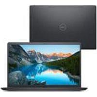 Notebook Dell Inspiron 15 A0500-Mm10P 15.6 Fhd Amd Ryzen 5 8Gb 256Gb Ssd Windows 11 Preto