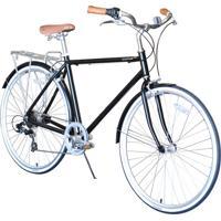 Bicicleta Xds Captain Preto Brilhante