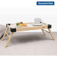 Bandeja Café Mesa Manhã Tramontina Grande Premium Cama Sofá