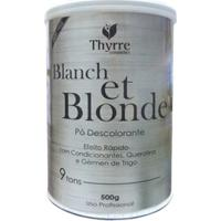 Thyrre Cosmetics Pó Descolorante Blanch Et Blonde 500G - Feminino-Incolor