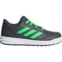 Tênis Infantil Adidas Altasport Masculino - Unissex-Cinza+Verde