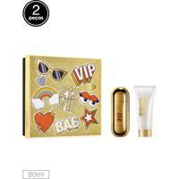 Kit Perfume 212 Vip Ch 80Ml