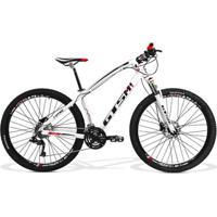 Bicicleta Gts Aro 29 Freio A Disco Hidráulico Câmbio 27 Marchas E Amortecedor Gts M1 I-Vtec Absolu - Unissex