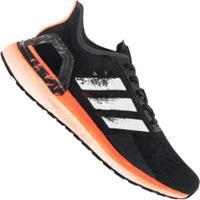 Tênis Adidas Ultraboost Pb - Masculino - Preto/Coral