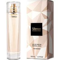 Perfume Prestige Silence Women New Brand Feminino Eau De Parfum 100Ml - Feminino