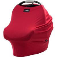 Capa Multifuncional Penka Betty Penka - Unissex-Vermelho
