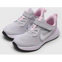 Tênis Nike Infantil Revolution 5 Psv Cinza