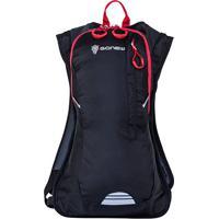 Mochila De Hidratação Gonew Gobi - 7 L - Unissex-Preto+Vermelho