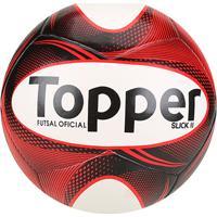 e7e3425dac Netshoes  Bola Futsal Topper Slick Ii - Unissex