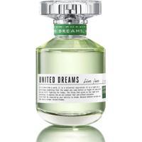 Perfume Feminino United Dreams Live Free Benetton Eau De Toilette 80Ml - Feminino-Incolor