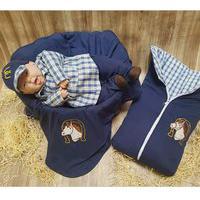 Saída De Maternidade Country Cowboy