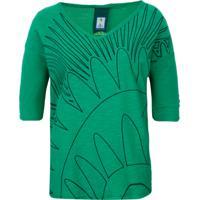 Camiseta Licenciados Copa Do Mundo Traços Verde
