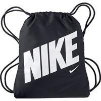 Sacola Infantil Nike Y Gmsk Gfx - Unissex-Preto+Off White