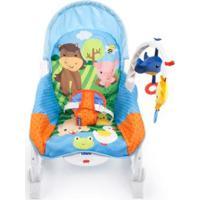 Cadeira De Descanso Infantil Pisolino Farm Masculina - Masculino-Azul