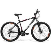 Bicicleta Gts Aro 29 Freio A Disco Câmbio Shimano 24 Marchas E Amortecedor Gts M1 Stilom 2.0 - Unissex