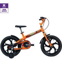 Bicicleta Infantil Aro 16 Caloi Power Rex - Masculino