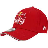 Boné New Era 3930 Marine Racing Red Bull - Unissex b8629208b33