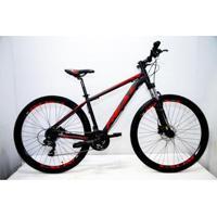 Bicicleta Aro 29 Heal 2019 27V Acera Trava Hidraulico - Unissex