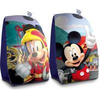 Par De Boias Para Braços Mickey® Aventuras Sobre Rodas- Etilux