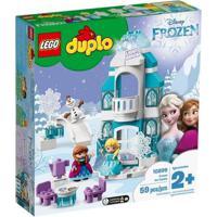Lego Duplo - Disney - Frozen - Castelo De Gelo - 10899