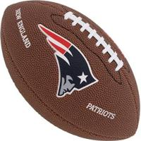 Bola De Futebol Americano Wilson Nfl Team New England Patriots - Unissex
