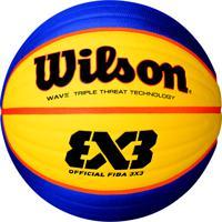 Bola De Basquete Wilson- Fiba 3X3 Official Game