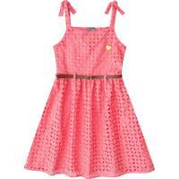 Vestido Em Laise- Rosa- Primeiros Passosbrandili