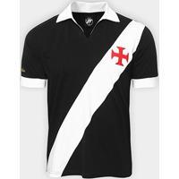 Camisa Retrô Vasco Expresso Da Vitória Masculina - Masculino