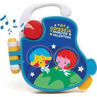 Livrinho Infantil - Meu Livrinho Sonoro - Elka