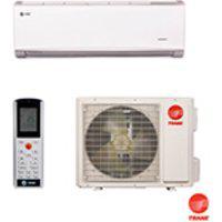 Ar Condicionado Split Hw Inverter Trane Com 24.000 Btus, Quente E Frio, Turbo, Branco