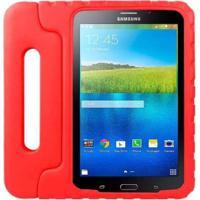 "Capa Maleta Infantil Para Tablet Samsung Galaxy Tab3 7"" Sm-T110 T111 T113 T116 Vermelho"