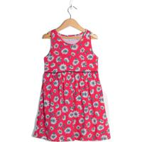 Vestido Infantil Rovitex Rosa - 6