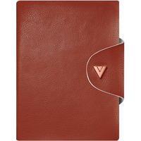Caderno De Anotações Vivara Cereja Sem Linhas Pequeno