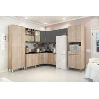 Cozinha Completa Cheff Master 18 Pt 4 Gv Carvalho E Grafite