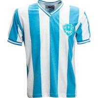 Camisa Liga Retrô Paysandu 1982 - Masculino-Branco