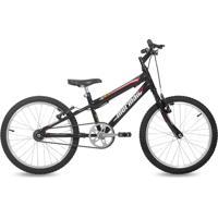 Bicicleta Mormaii Aro 20 Masculina Next Preto Brilhante