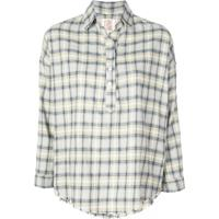 A Shirt Thing Camisa Com Estampa Xadrez - Verde