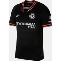 Camisa Chelsea Third 19/20 S/Nº Torcedor Nike Masculina - Masculino
