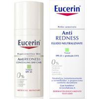 Creme Facial Eucerin Anti-Redness Fluído Neutralizante Fps 25 50Ml - Unissex-Incolor