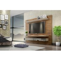 Home Theater Espelhado Tb108E Suspenso Tamburato 220Cm Dalla Costa Nobre Com Fendi