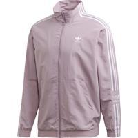 Blusão E Jaqueta Adidas Woven Tt Roxo